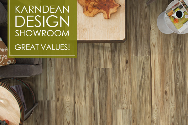 Karndean design showroom - GREAT VALUES!