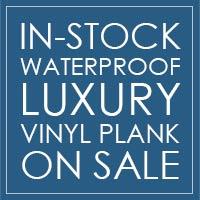 Waterproof Luxury Vinyl Plank on Sale at Castle Floors in Mesa!