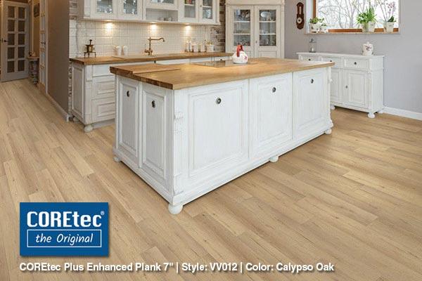 COREtec Plus Enhanced flooring available at Caslte Floors, A Floors To Go Design Center, in Mesa AZ