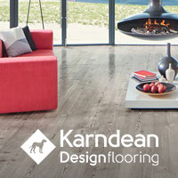 Karndean Design flooring Weathered Heart Pine a Looselay Longboard wood plank